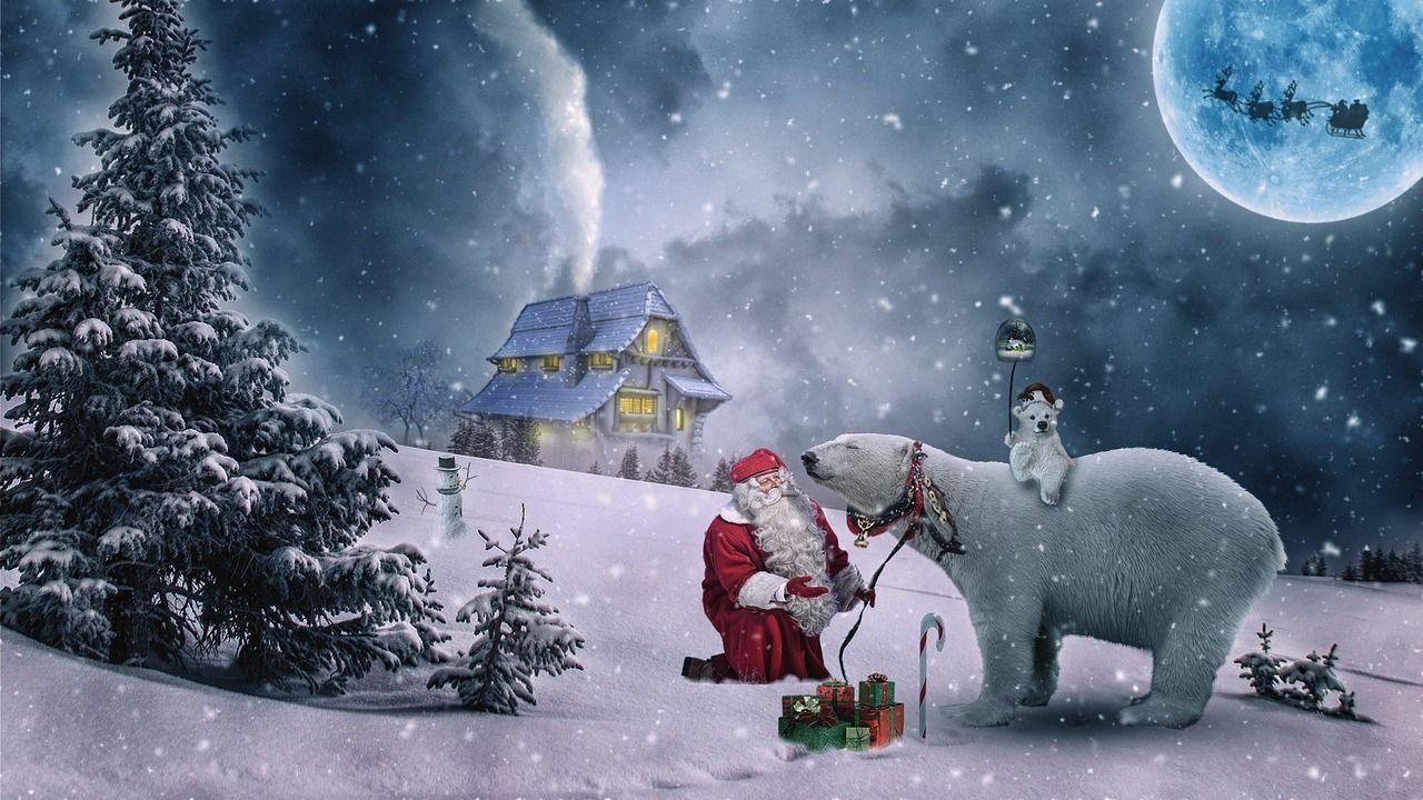 Hacer una mudanza en Navidad